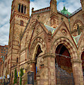 Old South Church - Boston by Joann Vitali