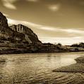 On The Rio Grande River by Mountain Dreams