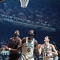 Philadelphia 76ers Vs. Boston Celtics by Dick Raphael