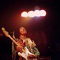 Photo Of Jimi Hendrix by David Redfern