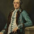 Portrait Of John Scott Of Banks Fee  by Pompeo Girolamo Batoni