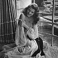 Rita Hayworth by Bob Landry