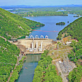 Smith Mountain Lake Dam by The American Shutterbug Society