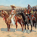 The Mexican Major by Frederic Remington