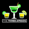 2 The Three Amigos by Andrea Robertson