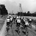 Tour De France by Bert Hardy