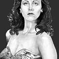Wonder Woman by Bill Richards