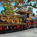 York 17 Steam Engine by Mark Dodd