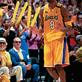 2000 Nba Finals Game 6 Indiana Pacers by Andrew D. Bernstein