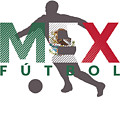 2018 Soccer Cup Mexico Flag Mex Championship Iso by Henry B