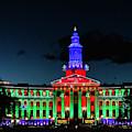 2019 Civic Center Denver by Marilyn Hunt