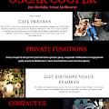21st Birthday Venue Melbourne by Oscar Cooper