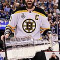 Boston Bruins V Vancouver Canucks - by Bruce Bennett