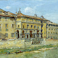 Florence  by William Merritt Chase