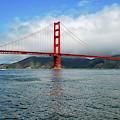 Golden Gate Bridge by Anthony Dezenzio