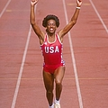 Jackie Joyner-kersee by Tony Duffy