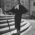 Mrs. Jacques Fathjacques Fath Misc by Nina Leen