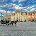 3 Nights In Brugge No 1 by Leigh Kemp
