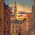 3 Nights In Brugge No 12  by Leigh Kemp
