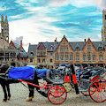 3 Nights In Brugge No 18 by Leigh Kemp