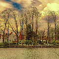 3 Nights In Brugge No 4 by Leigh Kemp