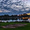 Obear Park Sunset by Scott Hufford