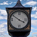 Old Town Clock by Anthony Dezenzio