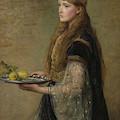 The Captive by John Everett Millais