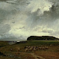 The Storm by George Inness