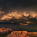 Thunderstorm Bryce Canyon National Park Utah by Dave Welling