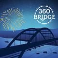 360 Bridge by Weird Austin Photos