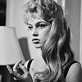 Brigitte Bardot by Popperfoto