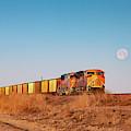 Coal Train by Jim West