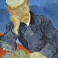 Dr Paul Gachet  by Vincent van Gogh