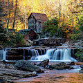 Glade Creek Grist Mill by Pete Federico