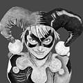 Harley Quinn by Bill Richards