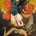 Saint Michael The Archangel by Ignacio de Ries