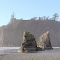 Ruby Beach Sunshine by Benjamin Hanna