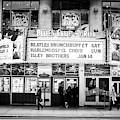 42nd Street Blues Club In New York City by John Rizzuto