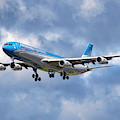 Aerolineas Argentinas Airbus A340-313 by Smart Aviation