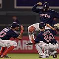 Boston Red Sox V Minnesota Twins by Hannah Foslien
