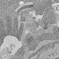 Detail From Sgt. Pepper's Mug Head by Robert Joseph Moreau