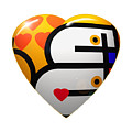 Love Heart by Charles Stuart