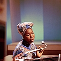Photo Of Nina Simone by David Redfern