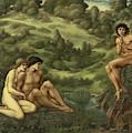 The Garden Of Pan by Edward Burne-Jones