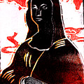 Mona Lisa by Artist Dot