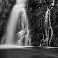 Hepokongas Waterfall by Jouko Lehto