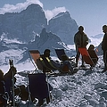 Cortina Dampezzo by Slim Aarons