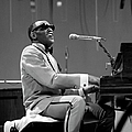 Photo Of Ray Charles by David Redfern