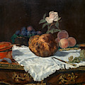 The Brioche by Edouard Manet